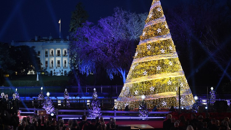 The online lottery for The National Christmas Tree Lighting at the White  House opens Thursday - The Online Lottery For The National Christmas Tree Lighting At The