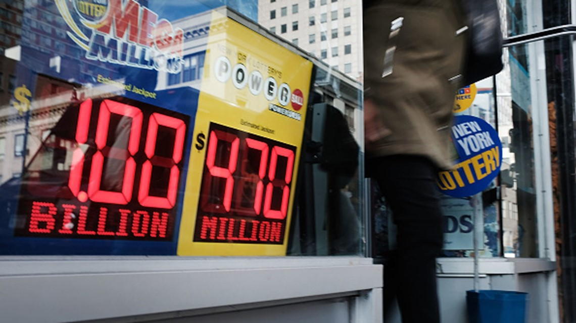 $731.1 million Powerball winning ticket sold in Maryland