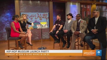 Hip-Hop Museum DC launches with The Sugarhill Gang