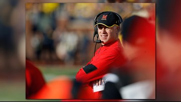 D.J. Durkin is back in football