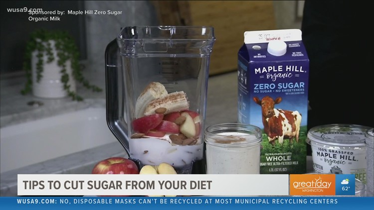 Celebrity fitness trainer,  Harley Pasternak, shares tips to cut sugar from your diet for good