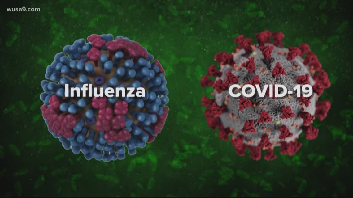 Mysterious Disappearance Of Flu Prompts Call For Audit Of COVID Records [VIDEO]