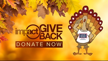 Donate a holiday meal to USO's Turkeys for Troops