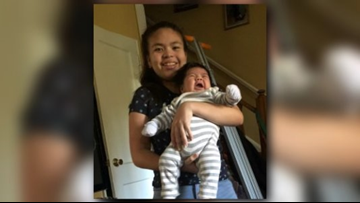 FOUND: 15-year-old and her 2-month-old son from Wheaton, Maryland