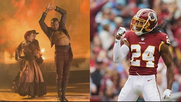 Josh Norman talks dancing and raising money for chairty