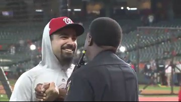 'He didn't know it. But God knew he was going to play major league baseball' | Little League coach reflects on Nationals star Anthony Rendon