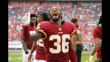 Redskins win ugly, beat Buccaneers 16-3