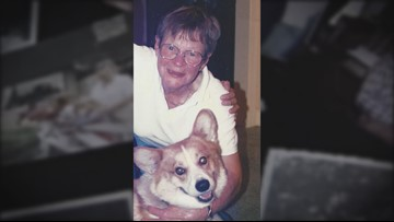 2001 Murder mystery in Virginia: Beloved dog may have been the only witness