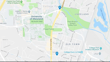 2 armed robberies reported near UMD campus
