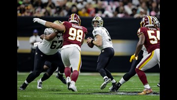 Redskins look to end Monday night struggles