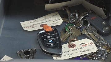 Lost something during Thanksgiving travel? You may still have a chance to find it