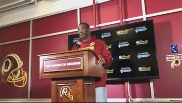 Redskins VP Doug Williams apologizes for comments about Reuben Foster