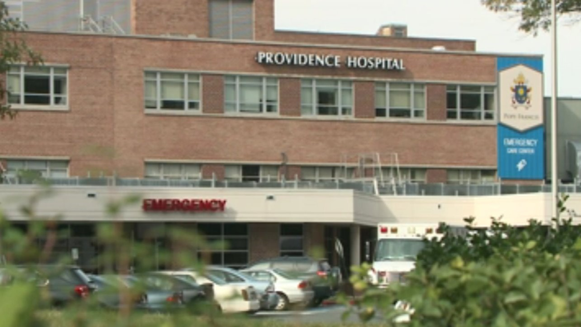 Providence Hospital begins ending services as city sues to stop shutdown