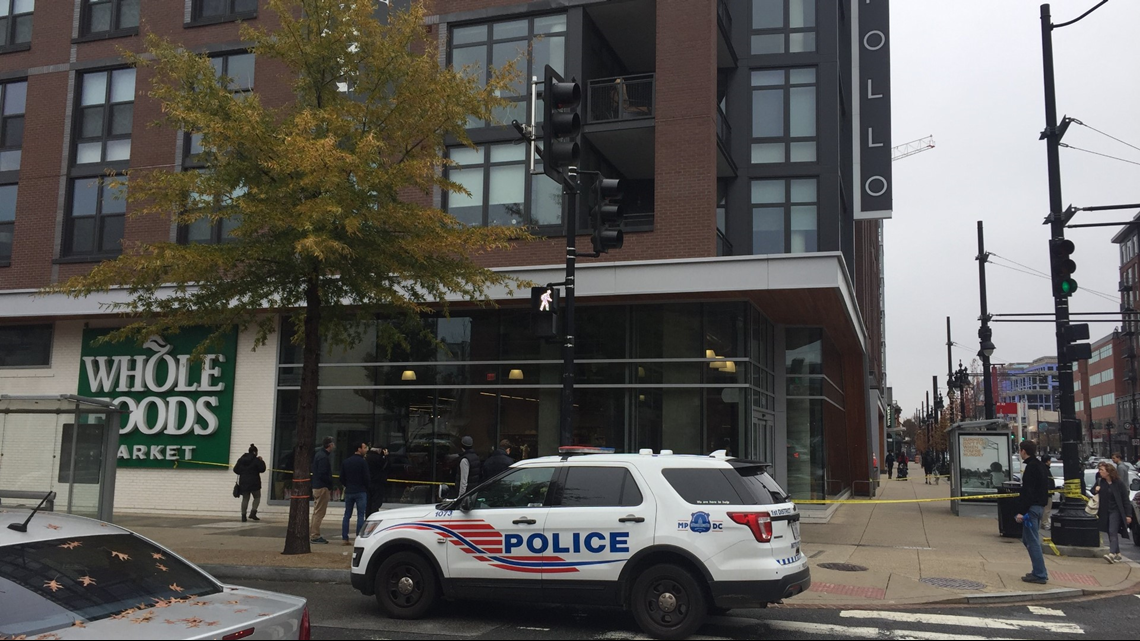 What Are My Rights During A Traffic Stop >> Suspect at-large after cashier shot during attempted robbery at Whole Foods on H Street Corridor ...