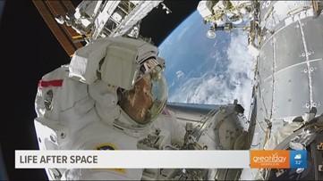 Astronauts share their spacewalk experiences