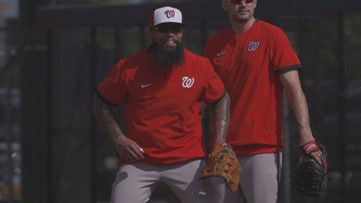 Get to know the Nationals' Eric Thames. Washington's next fan-favorite player
