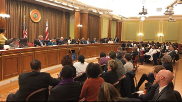 Sports wagering, red flag law, parking tickets: What's on the agenda for DC Council's final meeting
