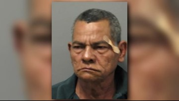 Man arrested for chasing and threatening people at Gaithersburg Wendy's