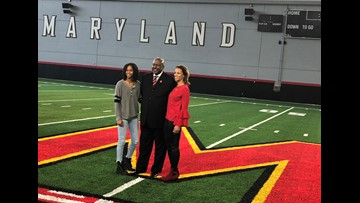 Terps' new head coach on team: Health, development, safety are top priorities
