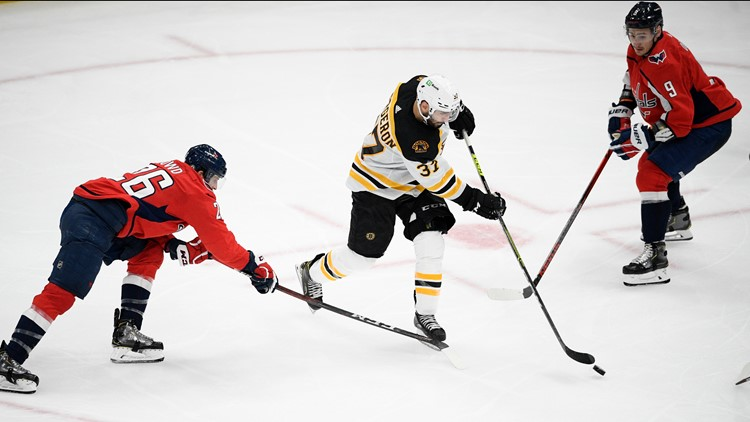 Capitals season ends with Game 5 loss to Bruins in the Stanley Cup playoffs