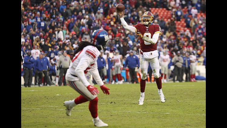 Josh Johnson returns to the field for the first time since 2013