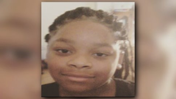MISSING: 13-year-old girl from DC