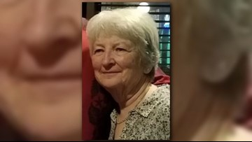 MISSING: 81-year-old woman from Fairfax with health issues