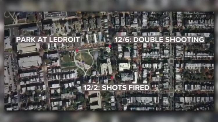 Gunshots interrupt child's birthday party at DC playground