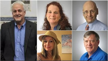 'What we do is seek justice and truth': Capital Gazette staff named Time Person of the Year