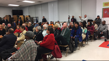 Prince William co. residents meet over concerns about contaminated water