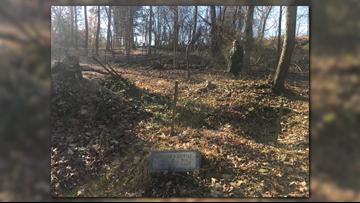 Leaders protest Leesburg's handling of African American cemetery