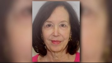 MISSING: 69-year-old woman from Bethesda