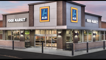 VERIFY: Aldi US grocery stores not offering free leftover food to the homeless on Christmas Eve