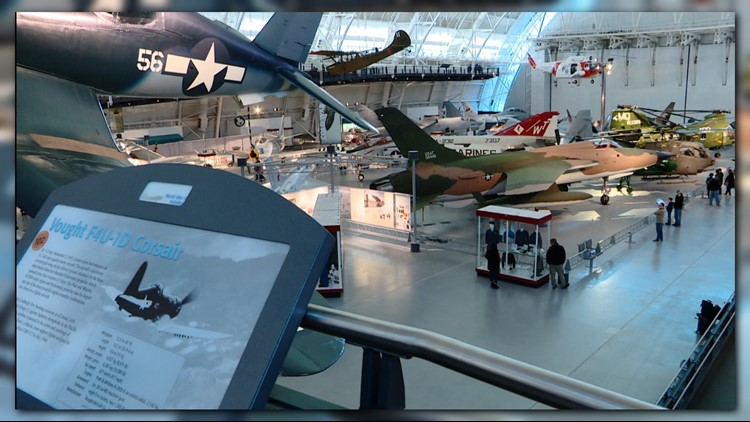 The Steven F. Udvar-Hazy Center celebrates their 15th anniversary