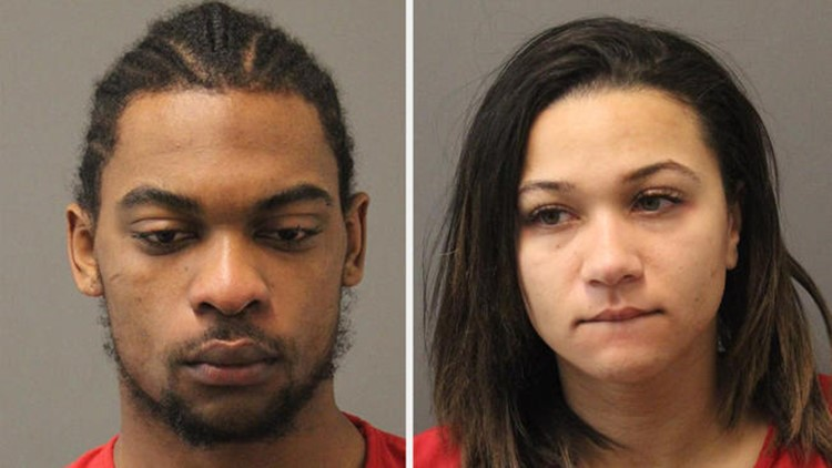 Redskins safety Montae Nicholson, girlfriend arrested, officials say