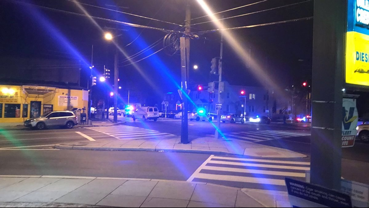 Man dies after being shot in DC, marking the city's 158th homicide of 2018