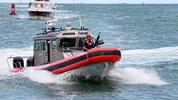 Coast Guard gives up on search for teacher lost at sea in Virginia Beach