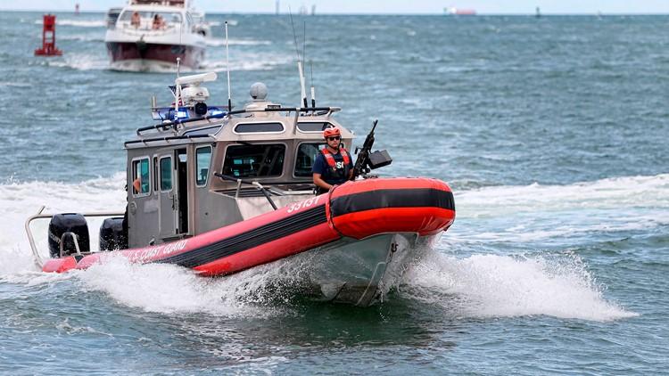 Teacher Lost At Sea In Virginia