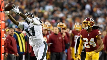 NFL playoff picture: Eagles and Ravens clinch, Vikings out, Patriots and Chiefs snag byes