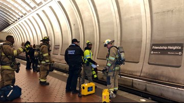 Metro says it 'did not follow safety procedures' during last week's Red Line mess