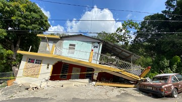 'He couldn't handle being here' | After the earthquake, Puerto Ricans struggle to rebuild