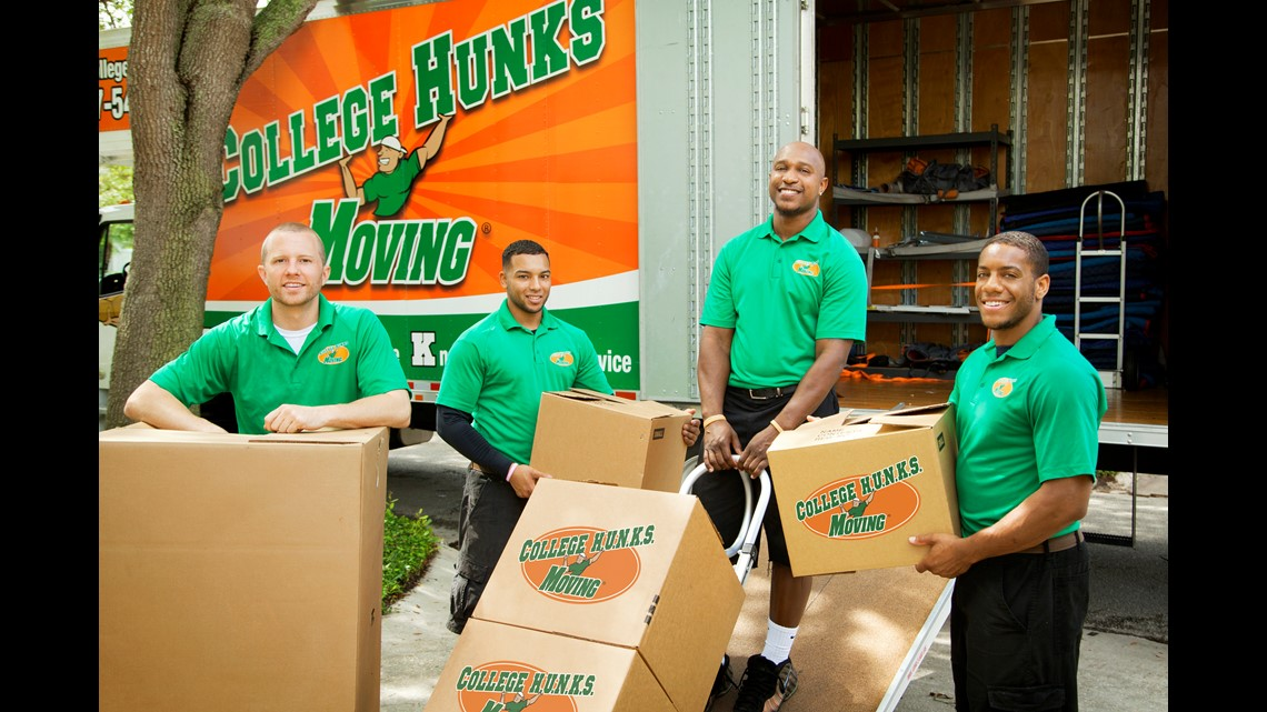 We're all in this together: College Hunks moving domestic violence victims for free