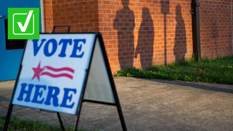 Virginia early voting begins Friday. Here's what you need to know