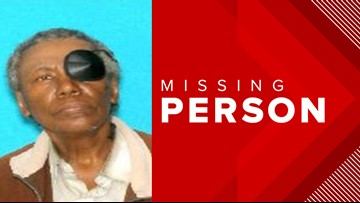CRITICAL MISSING: 75-year-old woman, might be in need of medication