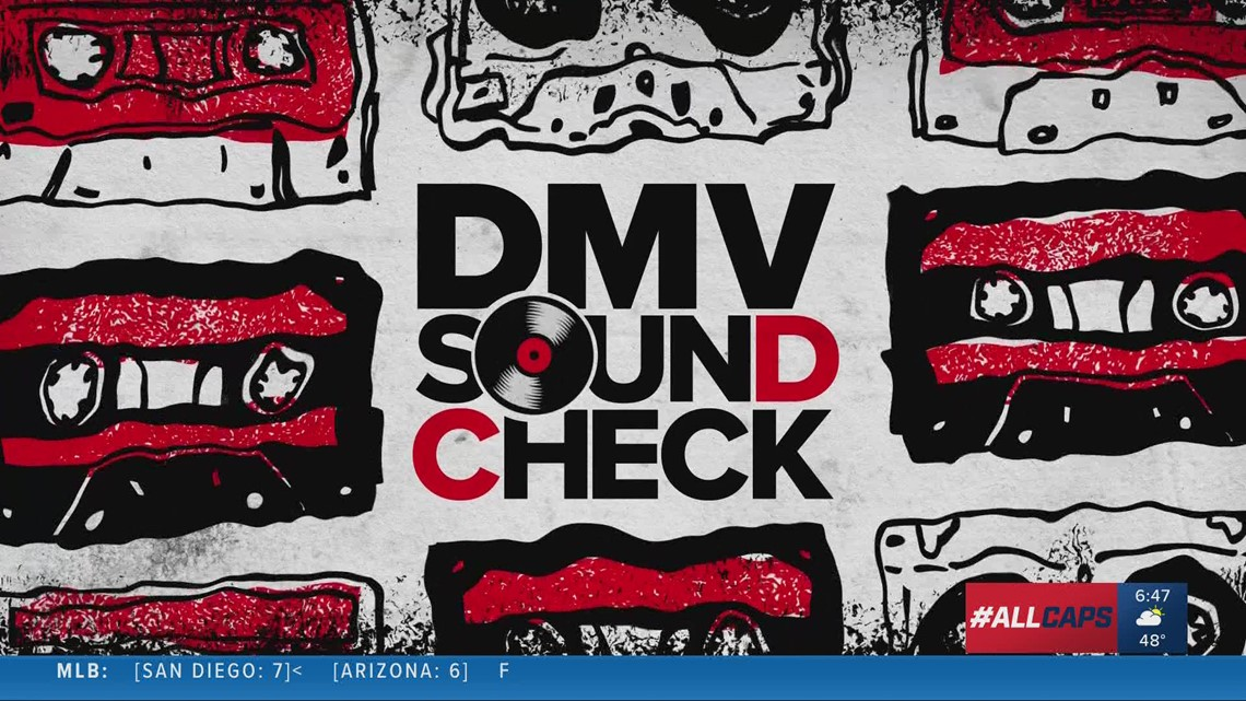 DMV Sound Check and Get Up DC give $1K to DC's Different Drummer