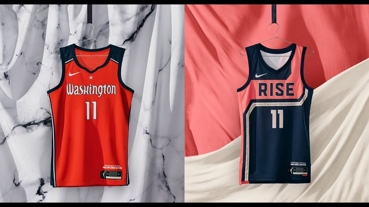 Mystics introduce 2021 'Rebel Edition' uniform