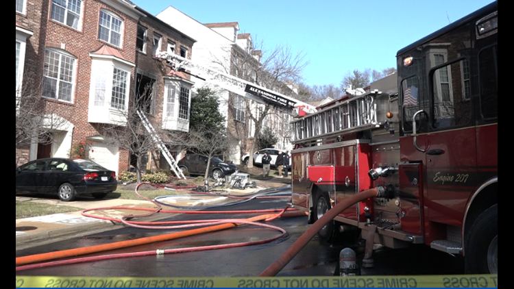 Candle to blame for fatal Alexandria fire