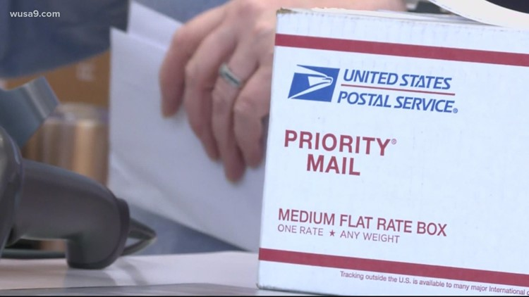 'We've seen slower shipping times' | DC small business, postal union reacts to controversial USPS 10-year plan