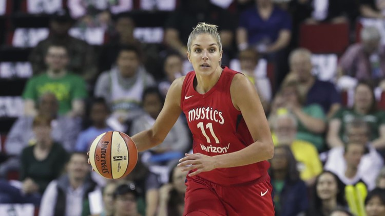 Elena Delle Donne is making history