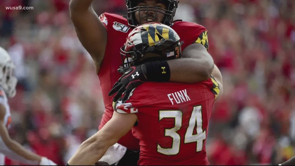 'We understand the risk' | Maryland RB wants to play football after long ACL recovery